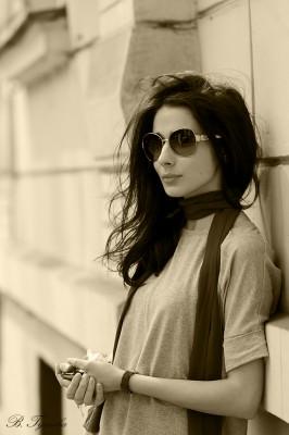 Градско момиче