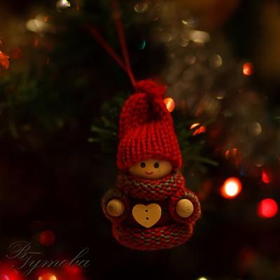 8 дни до Коледа